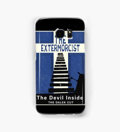 The Devil Inside. The Dalek Cut. Samsung Galaxy Case/Skin