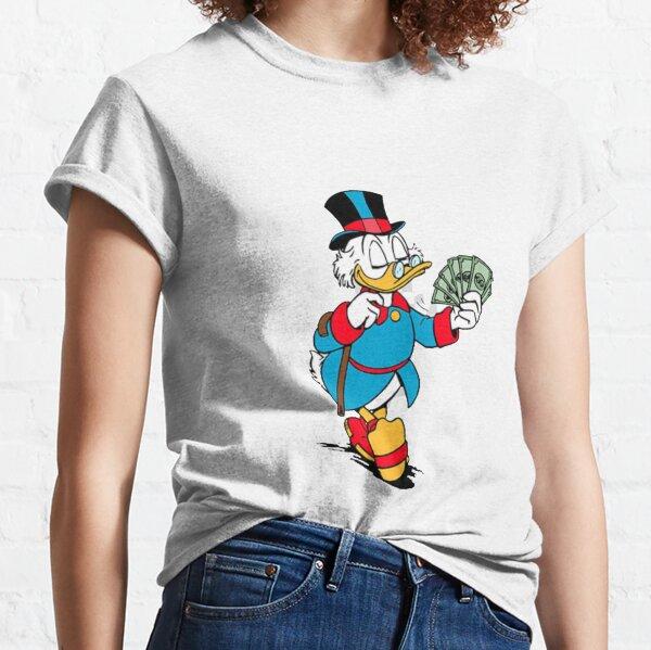 Scrooge Mc Duck Classic T-Shirt
