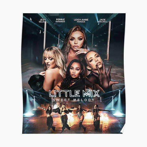little mix, little mix, Poster