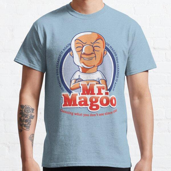 Mr. Magoo as Mr. Clean Classic T-Shirt