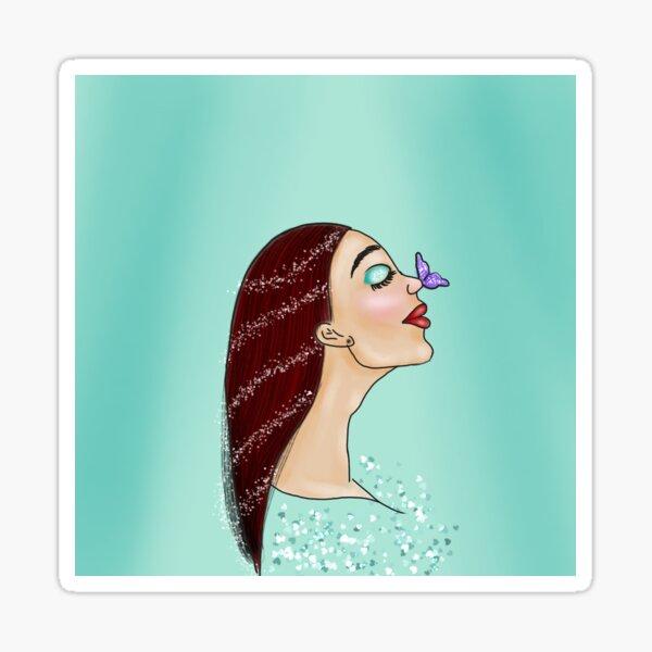Nish's Fairy Sticker