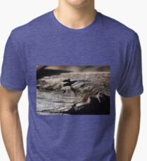 Wooden river Tri-blend T-Shirt
