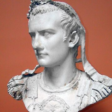 Gaius Caesar Caligula by niceaesthetics