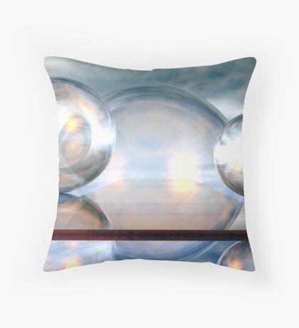 Metaphorical Throw Pillow