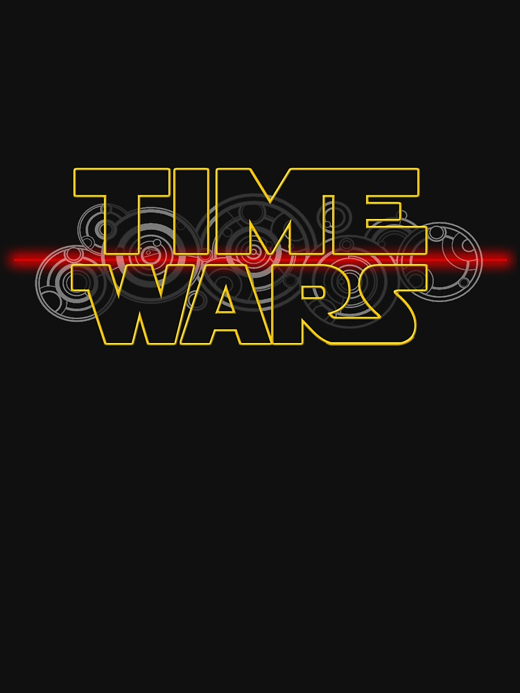 TShirtGifter presents: Time Wars  | Unisex T-Shirt