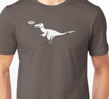 Cartoon Velociraptor Unisex T-Shirt