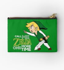 Call Me Zelda One More Time Studio Pouch