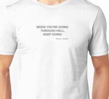 Keep Going! Unisex T-Shirt