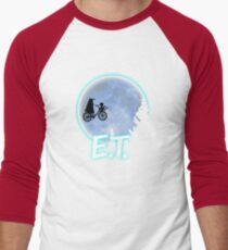 Exterminating Terrestrials Men's Baseball ¾ T-Shirt