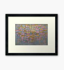 Piet Mondrian Framed Print
