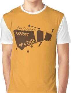 Anatomy of a Dalek Graphic T-Shirt