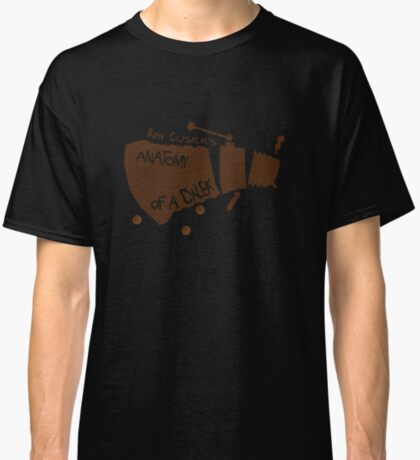 Anatomy of a Dalek Classic T-Shirt