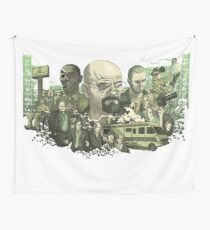 Breaking Bad Periodic Table Wall Tapestry