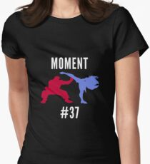 Evo Moment #37 Women's Fitted T-Shirt