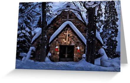 Little Stone Church - Erie, PA by Kathy Weaver