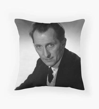 The Peter Cushion Throw Pillow