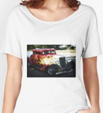 Classic Car Women's Relaxed Fit T-Shirt