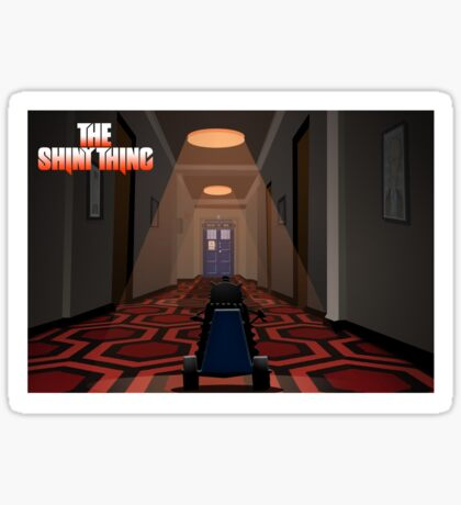 The Shiny Thing 2 Sticker