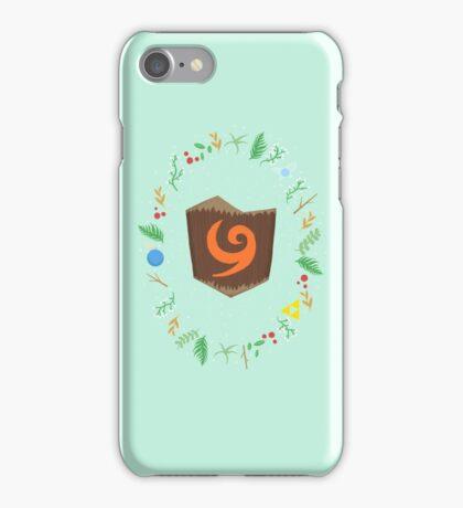 Kokiri Shield iPhone Case/Skin