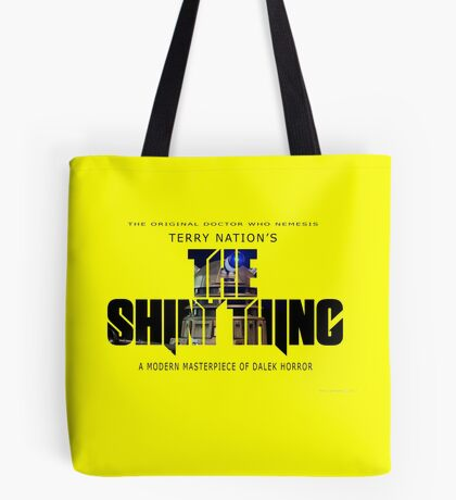 The Shiny Thing Tote Bag