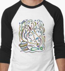 Inner Workings Tee Men's Baseball ¾ T-Shirt