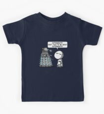 Marvin meets Who? Kids Tee