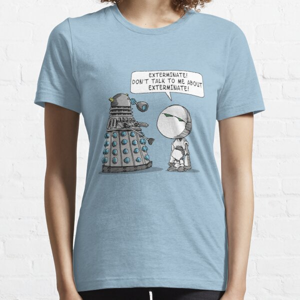 Marvin meets Who? Essential T-Shirt