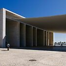 People In Town - Nations' Park Lisbon by Yannick Verkindere