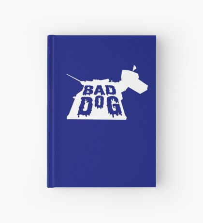 Bad Dog 3 Hardcover Journal