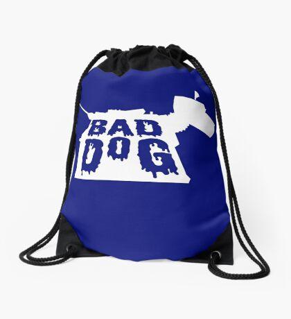 Bad Dog 3 Drawstring Bag