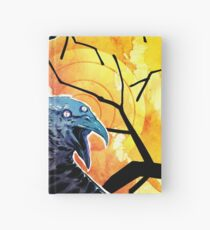 Raven god Hardcover Journal