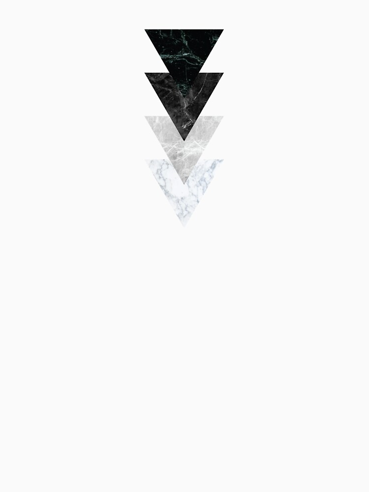Marmor Dreiecke von cassiarose