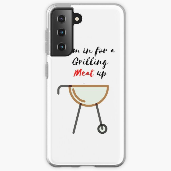 Grill and bbbq Samsung Galaxy Soft Case