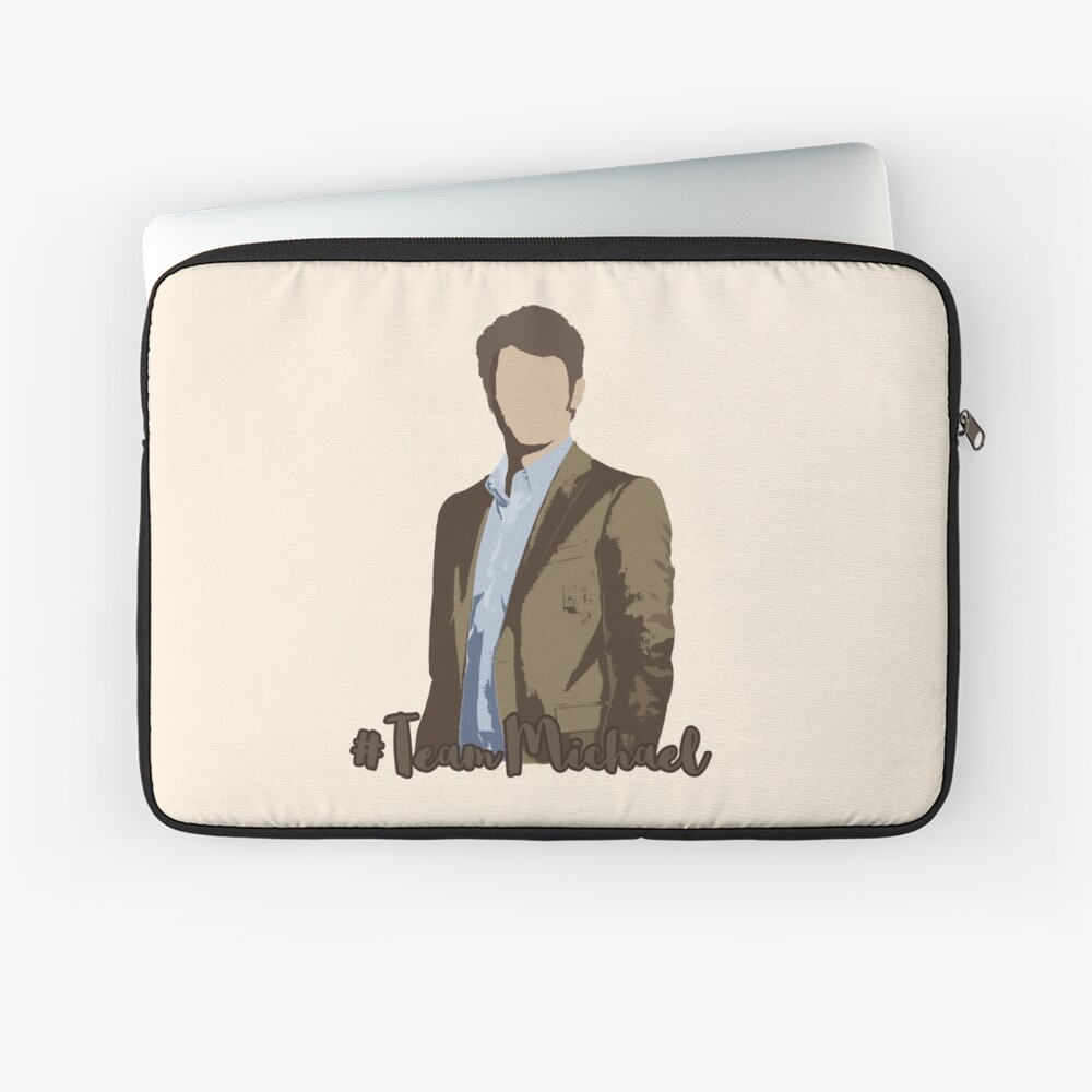 #TeamMichael (Michael Cordero - Jane The Virgin) Laptop Sleeve
