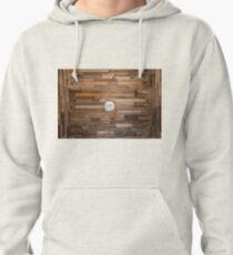 wood Pullover Hoodie