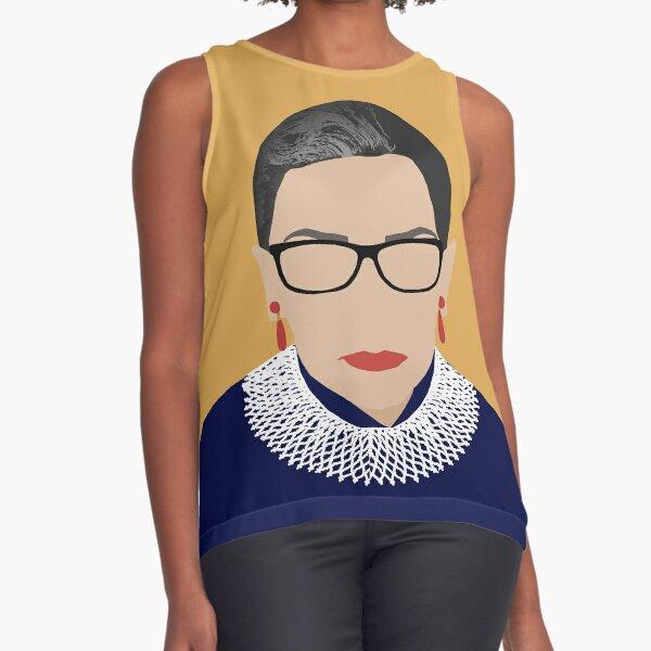 Ruth Bader Ginsburg  Sleeveless Top