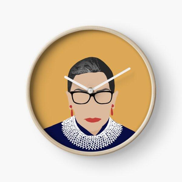 Ruth Bader Ginsburg  Clock