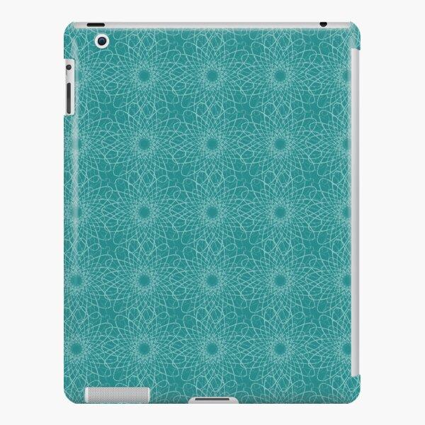 atomize aqua iPad Snap Case