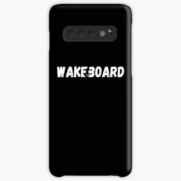 Wakeboard - Cool Title Samsung Galaxy Snap Case
