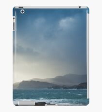 Storm clouds over Sliabh Liag iPad Case/Skin
