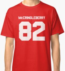 Hingle McCringleberry Jersey – East, Rhinos, Penn State Classic T-Shirt
