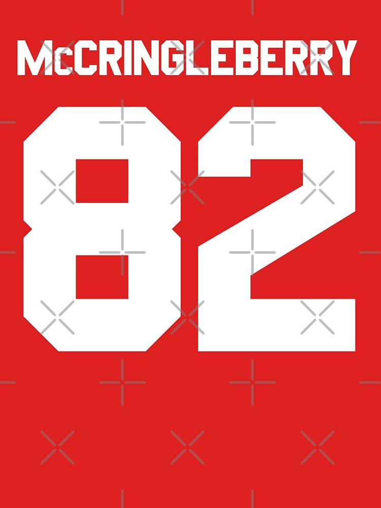 Hingle McCringleberry Jersey  East, Rhinos, Penn State | Unisex T-Shirt