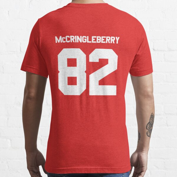 Hingle McCringleberry Jersey – East, Rhinos, Penn State Essential T-Shirt