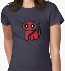 KittyPool Women's Fitted T-Shirt