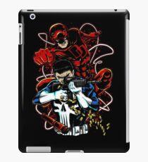 Dare to Punish! 02 (Crab Metalitees x CoDDesigns) iPad Case/Skin
