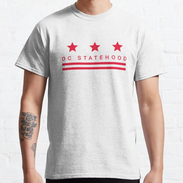 Washington DC Statehood Classic T-Shirt
