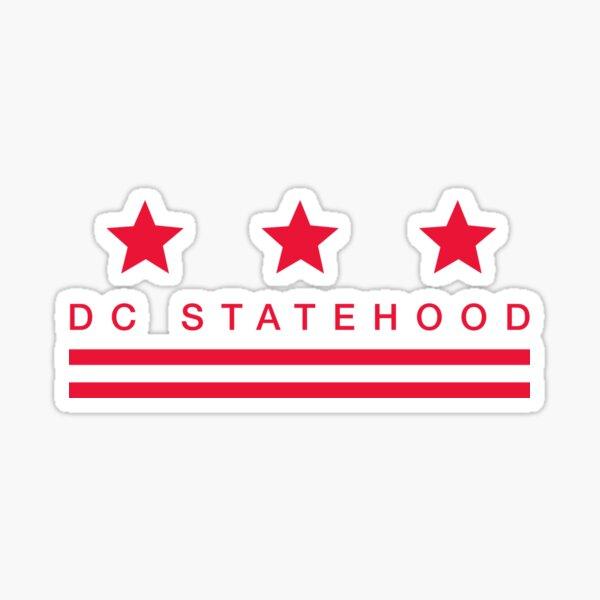 Washington DC Statehood Sticker