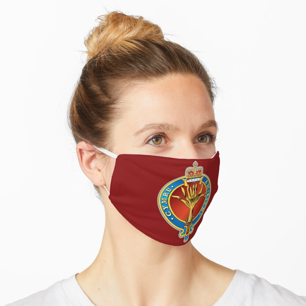 WELSH GUARDS Mask