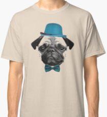 Pug Puppy French Bulldog Classic T-Shirt