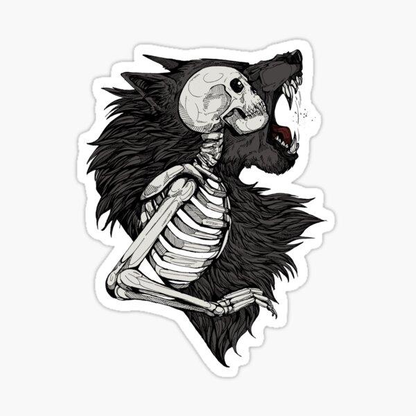 Lilith's Brethren colour Sticker